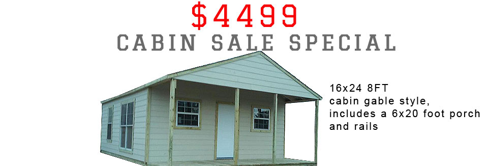 cabin for sale in houston $6499